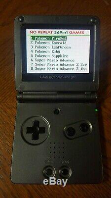 Nintendo Game Boy Color Advance Sp Graphite Pink Pearl Ags 101 Ds Lite Backlit