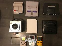 Nintendo Game Boy Color Avec Jeux De Pokemon