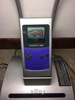 Nintendo Game Boy Color Boutique Unité D'affichage Kiosque Gameboy USA Raro