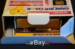 Nintendo Game Boy Color Card Capteur Sakura Edition Limitée Neuf Japonais