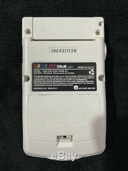 Nintendo Game Boy Color Léger Dmg Theme Avec Ips LCD