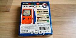 Nintendo Game Boy Color Pokemon 3ème Anniversaire Limited Edition