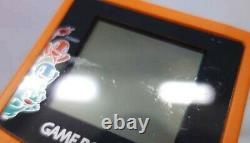 Nintendo Game Boy Color Pokemon Center Limited Cgb-001 Japon