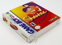 Nintendo Game Boy Color Shantae Ovp Mit Anleitung Dans Schutzhülle