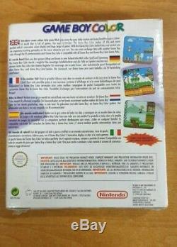 Nintendo Game Boy Color Violet Menthe, Scellé Au Détail