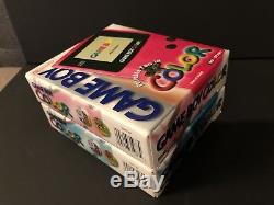Nintendo Game Boy Color (berry & Teal) Brand New Factory Sealed