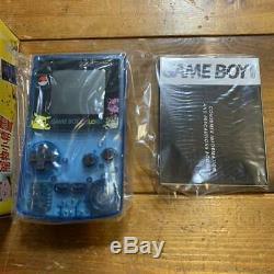Nintendo Game Boy Couleur Pokemon Center Hong Kong Édition Limitée Pikachu