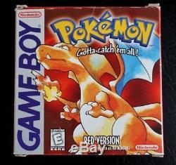 Nintendo Game Boy Couleur Pokémon Edition Jaune Avec Jeux Pokemon