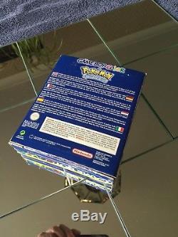 Nintendo Game Boy Couleur Pokemon Edition Limitée Jaune Neuf Neuf Stock M. I. B