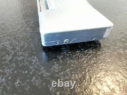 Nintendo Game Boy Micro D'argent De Poche Avec Système Super Mario World Advance 2