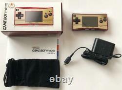 Nintendo Game Boy Micro Famicom Color 20th Anniversary Model Used Bydhl Nintendo Game Boy Micro Famicom Color 20th Anniversary Model Used Bydhl Nintendo Game Boy Micro Famicom Color 20th Anniversary Model Used Bydhl Nintendo Game