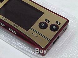 Nintendo Game Boy Système Advance Sp Micro Condole Famicom Color Limited Modèle