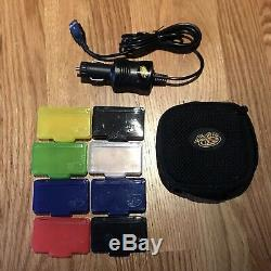 Nintendo Gameboy Advance Sp - Édition Limitée Bicolore Platinum & Onyx