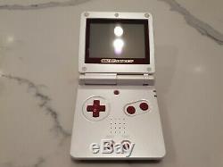 Nintendo Gameboy Advance Sp Famicom Color Edition Mint Marque Neuf