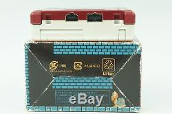 Nintendo Gameboy Advance Sp Famicom Couleur Console Gba Boîte De Japon