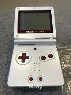 Nintendo Gameboy Advance Sp Japonais Famicom Color Memorial Gameboxed