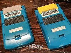 Nintendo Gameboy Color Backlight Mod, Vendeur USA Rétro-éclairé! Impressionnant! Gbc