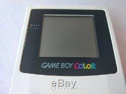 Nintendo Gameboy Color Card Captor Sakura Console En Édition Limitée Boxed -b507