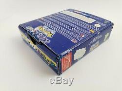 Nintendo Gameboy Color Pokemon Special Edition Övp Pal Game Boy