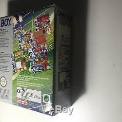 Nintendo Gameboy Game Garçon Couleur Classic Dmg-01 Console Rare Coffret Scellé Neuf