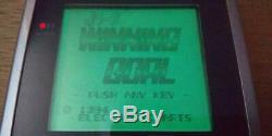 Nintendo Gameboy Léger Console Couleur Or Mgb-101 Testé Et Fonctionnel GB Rétro