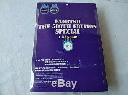 Nintendo Gameboy Lumière 500 Limitée Famitsu Clear Color Console Model-f02 -b1204