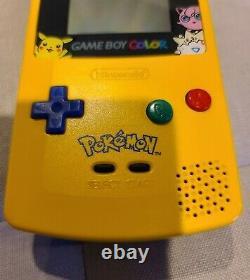 Nintendo Jeu Boy Color Pokemon Edition