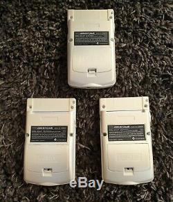 Nouveau Fullscreen Nintendo Game Boy Color 5 Niveau Véritable Ips Écran Rétro-éclairé Rétro-éclairage