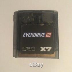 Nouveau X7 Everdrive Go Pour Nintendo Gameboy Et Gameboy Color