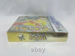 Nouveau (avec Usure) Pokemon Gold Nintendo Gameboy Color Game Sealed Authentic Us Ntsc