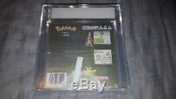 Or Pokemon Version Game Boy Color New Sealed Graded Vga 80+ Argent Non Wata