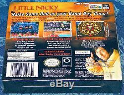 Petit Nicky Nintendo Game Boy Color Scellé En Usine New Gameboy Nes Super Rare