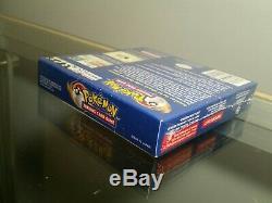 Plis Carte Pokémon No Game Factory Sealed De Négociation (nintendo Game Boy Color)
