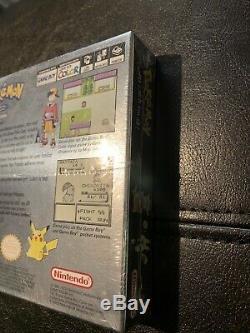 Pokemon Argent Version Game Boy Color Nouveau! Scellé