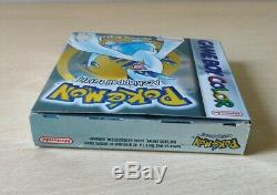 Pokemon Argento Nintendo Gameboy Color Pal Italiano Completo Raro Ita Originale