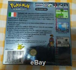 Pokemon Argento Nuovo Sigillato Nintendo Game Boy Color GB Gbc Pkm