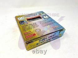 Pokemon Center Gold Silver Version Complete Gameboy Color Console Très Rare
