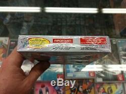 Pokemon Crystal Nintendo Gameboy Color Gbc Scellé À L'usine Tout Neuf