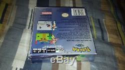 Pokemon Crystal Version (nintendo Game Boy Color, 2001) Complet Avec Boîte En Boîte