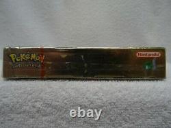 Pokemon Gold Version Game Boy Color Jeu Nouveau, Sealed Uk Pal