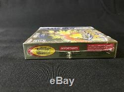 Pokemon Gold Version Nintendo Game Boy Couleur, 2000