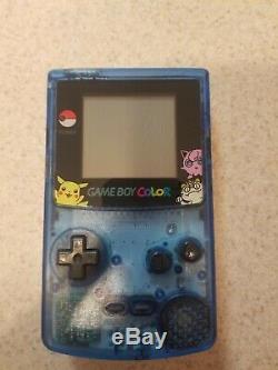 Pokemon Hong Kong Gbc Gameboy Color Us Vendeur Rare Limited Edition