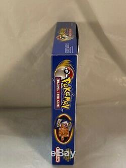 Pokemon Jeu De Cartes (game Boy Color Gbc) Complet + Carte Plastifiée Rare Mint