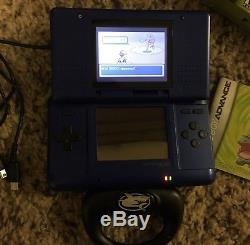 Pokemon Leaf Vert, Cristal, Heartgold Avec Systèmes Lot Ds Et Gameboy Color