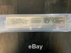 Pokemon Or Nintendo Gameboy Nib Sealed Vga Graded 80 Game Boy Color