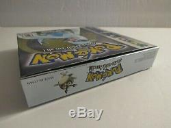 Pokemon Silver & Gold Version Authentique Nintendo Game Boy Color Cib Complete