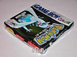 Pokemon Silver Pour Nintendo Game Boy Color Gba Sp Neuf Toujours Scellé