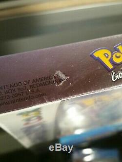Presque Neuf Pokémon Version Cristal Scellé En Usine Marque Nouveau Gameboy Color Couture H