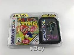 Rare! Nintendo Game Boy Color Mario Et Zelda Pack Bonus Aus Pal