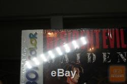 Resident Evil Gaiden (couleur Game Boy, Gbc 2002) H-seam Scellé! Ultra Rare